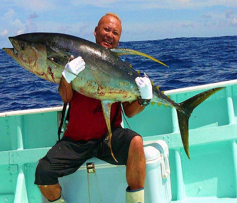 Okinawa Deep Sea Fishing Charters